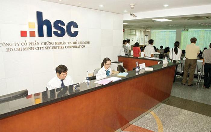 HFIC đã bán ra 14,5 triệu cổ phiếu HCM của Chứng khoán HSC