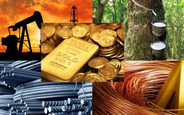 Thị trường ngày 29/8: Giá vàng đảo chiều tăng hơn 2%, quặng sắt, thép, cao su đồng loạt tăng cao