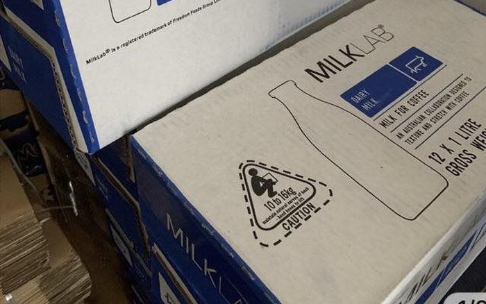 Bộ Công Thương khuyến cáo người tiêu dùng không sử dụng sản phẩm sữa hạnh nhân Milk Lab nhập khẩu từ Úc