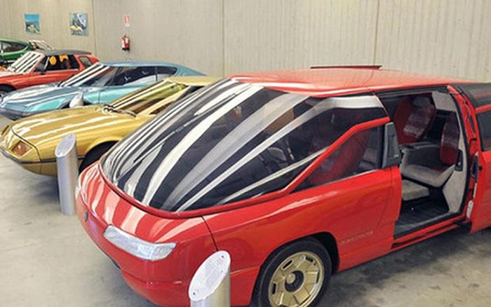 4 mẫu xe hơi