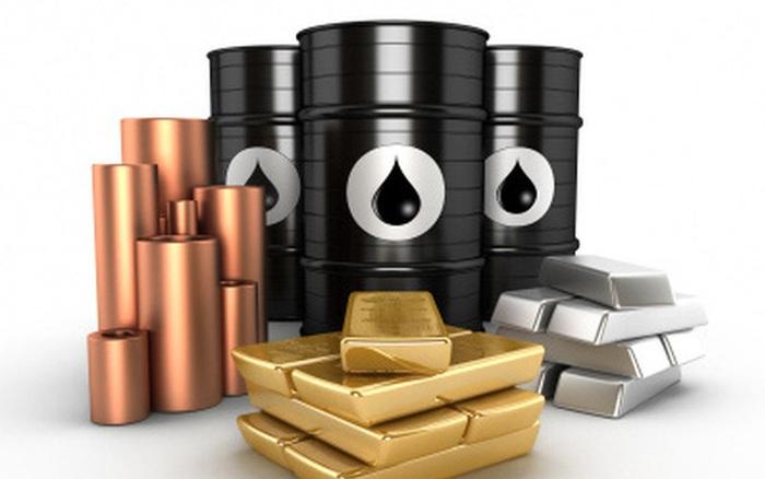Thị trường ngày 02/9: Giá vàng quay đầu giảm, dầu tăng trở lại, đồng cao nhất 2 năm