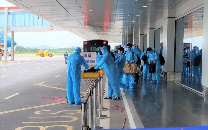 Đề xuất mở lại 6 đường bay quốc tế từ 15-9, đón 5.000 khách mỗi tuần - ảnhchụplén