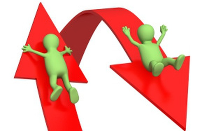Nhà đầu tư đua nhau chốt lãi, thị trường chứng khoán điều chỉnh giảm
