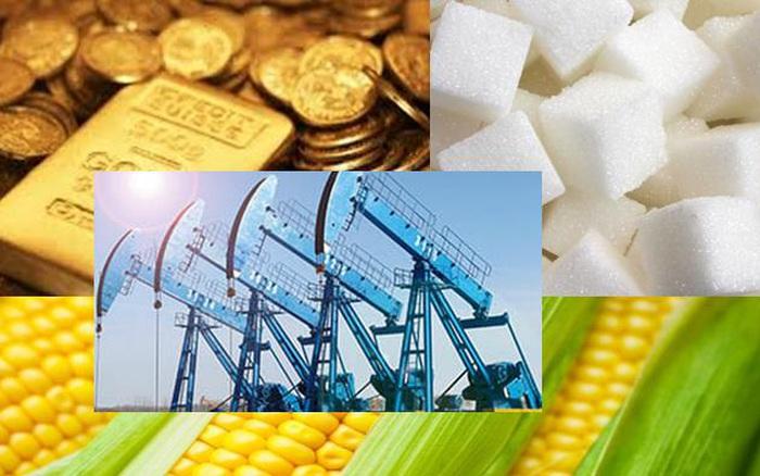 Thị trường ngày 19/1: Giá dầu giảm, vàng tăng, ngô cao nhất 7 năm, quặng sắt lập