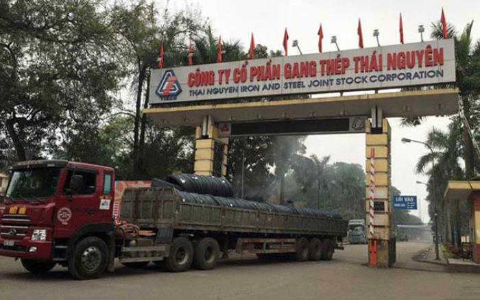 Gang thép Thái Nguyên (TIS) lãi 19 tỷ đồng cả năm, giảm hơn nửa so với cùng kỳ