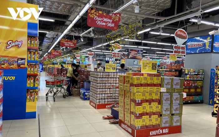 Nhu cầu thực phẩm sẽ tăng mạnh trong dịp Tết Tân Sửu 2021