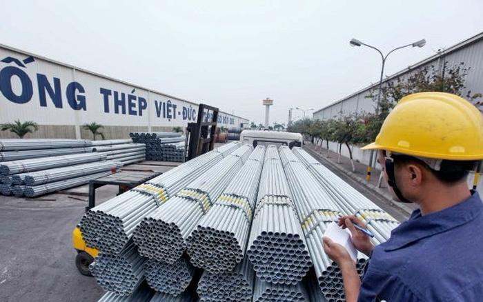 Giá thép liên tục tăng, Ống thép Việt Đức (VGS) báo lãi quý 4 tăng 65% so với cùng kỳ
