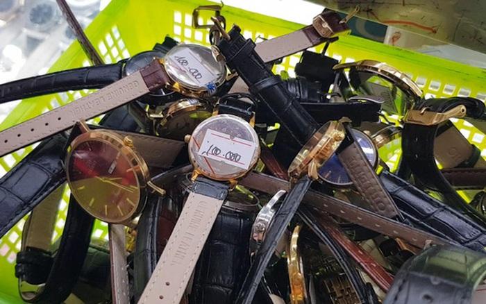 Đồng hồ hàng hiệu Orient, Halei… bán