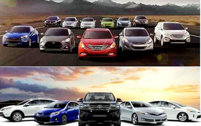 Toyota đạt doanh số kỷ lục trong tháng 12/2020 nhưng vẫn là thương hiệu số 2 Việt Nam năm 2020
