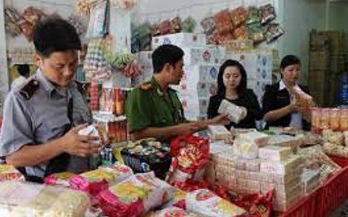 173 cơ sở sản xuất, kinh doanh thực phẩm bị xử phạt hành chính gần 2 tỷ đồng trong dịp Tết Nguyên đán