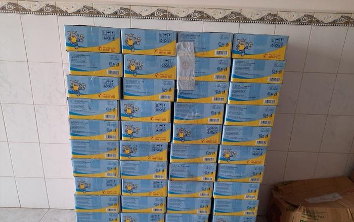 Hơn 2.300 hộp sữa có dấu hiệu xâm phạm nhãn hiệu của Nutifood - kết quả vietlott 18102019