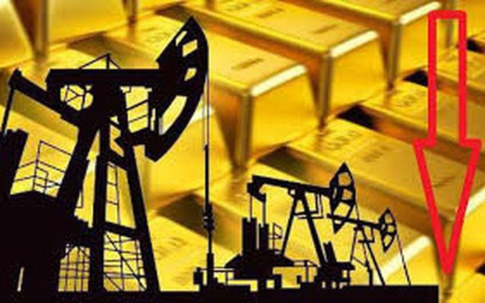 Thị trường ngày 27/2: Giá dầu, vàng, đồng, nông sản đồng loạt giảm mạnh, chỉ sắt thép tăng giá - giá vàng