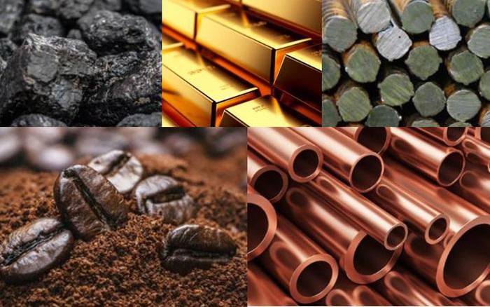 Thị trường ngày 17/4: Giá dầu quay đầu giảm, vàng cao nhất 7 tuần, than tăng 6%