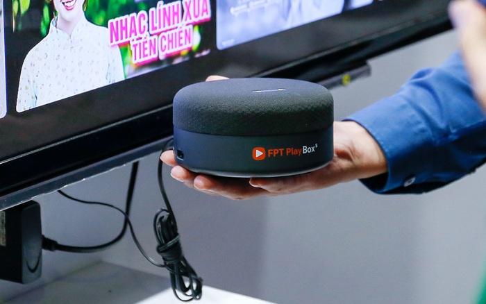 FPT ra mắt Play Box S kết hợp giữa TV Box và loa thông minh: Nhận diện tiếng Việt, kỳ vọng trở thành