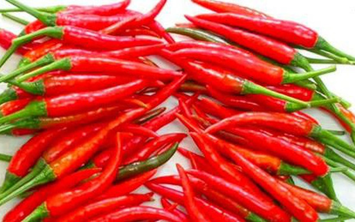Vì sao giá ớt lao dốc mạnh sau khi tăng dựng đứng?