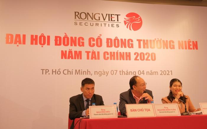 ĐHĐCĐ Chứng khoán Rồng Việt (VDSC): Không sợ mất cơ hội, chỉ sợ mất tiền!