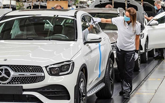 Cơn khát chip có thể thổi bay 110 tỷ USD của các nhà sản xuất ô tô