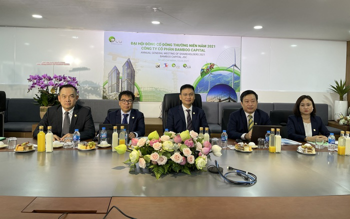 ĐHĐCĐ Bamboo Capital: Ghi nhận nhiều dự án BĐS nhưng các dự án điện gió chưa sẵn sàng phát điện trước 31/10/2021