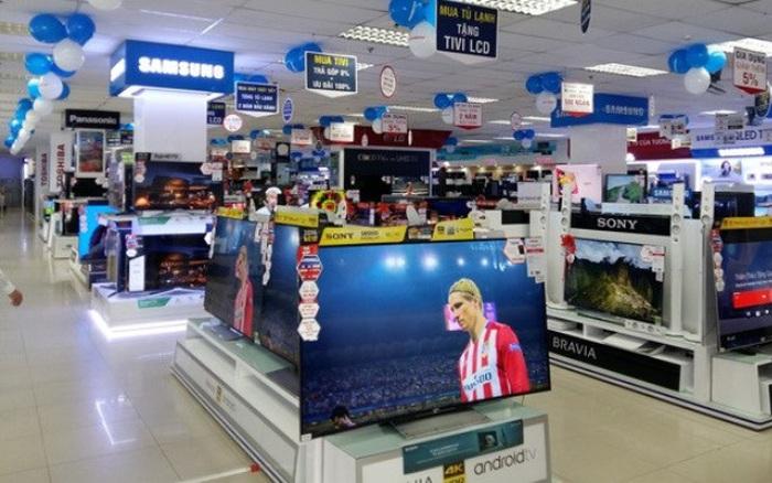 Cận kề mùa Euro, thị trường TV vẫn