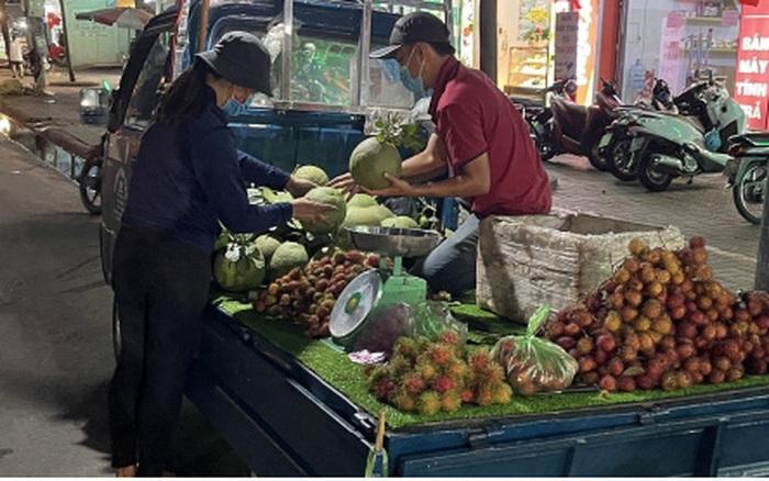 Trái cây không có đầu ra, nhà vườn ở Bà Rịa – Vũng Tàu kêu cứu