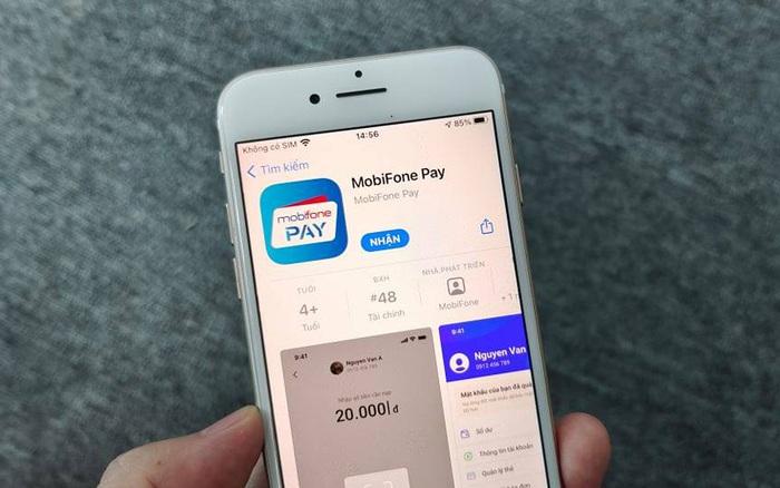 MobiFone ra mắt ví điện tử, gia nhập sân chơi thanh toán di động