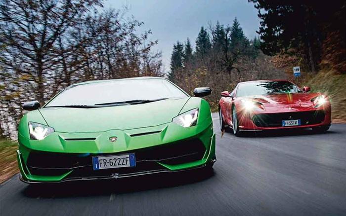 VÌ sao bạn không bao giờ thấy quảng cáo Lamborghini, Ferrari trên TV?