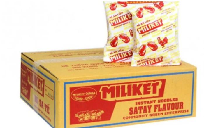Mì tôm Miliket (CMN) trả cổ tức bằng tiền tỷ lệ 28%