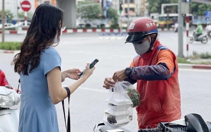 Giám đốc Sở GTVT Hà Nội nêu lý do dừng hoạt động shipper, xe công nghệ