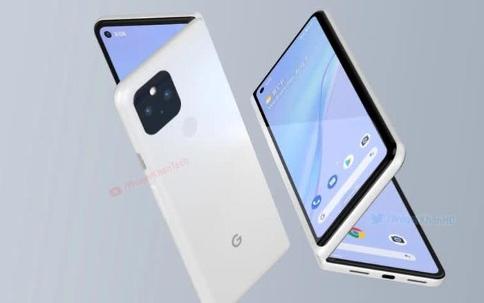Google làm smartphone gập, cạnh tranh với Galaxy Fold của Samsung - gi�� v��ng h��m nay