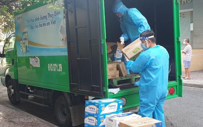 Nutifood giảm sâu giá sữa tới 50% ở Hà Nội, áp dụng từ 10/9